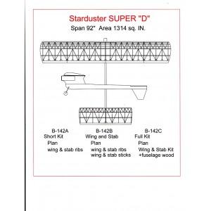 Starduster 1300 short Kit